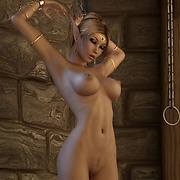 Hot fantasy porn with elves